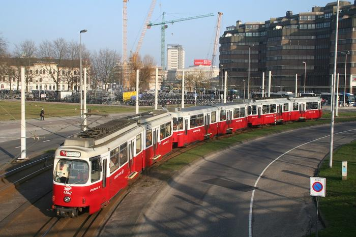 Tram Troubles
